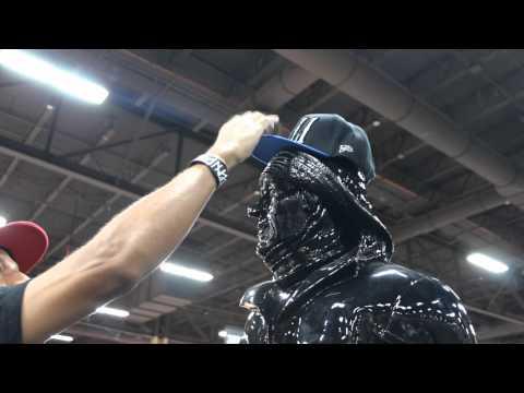 @StaxxsOnDeck At Magic Clothing Convention 2012 [via @OD702 & @SkyHighEnt619]