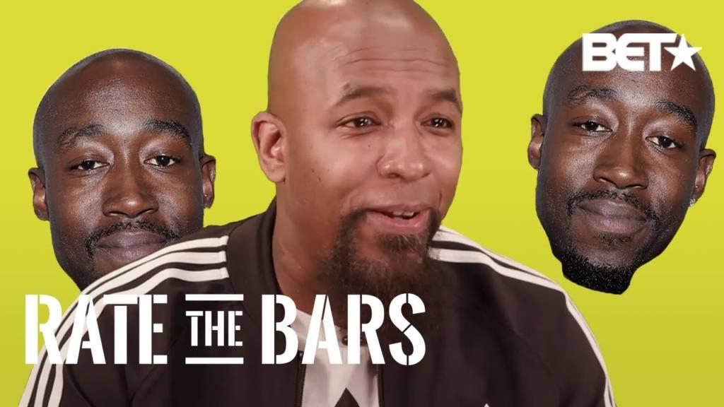 Tech N9ne Compares Gangster Rap Lyrics On BET's '#RateTheBars'
