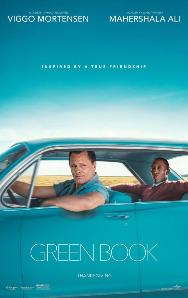 1st Trailer For 'Green Book' Movie Starring Viggo Mortensen & Mahershala Ali (#GreenBookMovie)