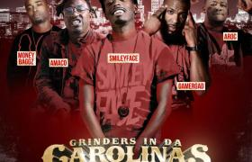 Stream The New Mixtape 'Grinders In Da Carolinas Vol. 19' (@NCToSCConnect @GrindersUpNext)