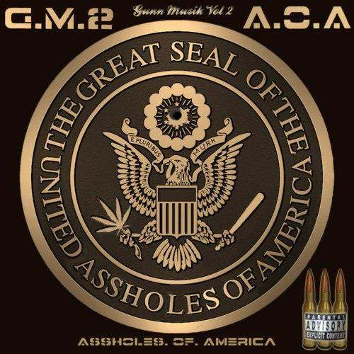 @Diggsrio » Gunn Musik 2: Assholes Of America [Mixtape]