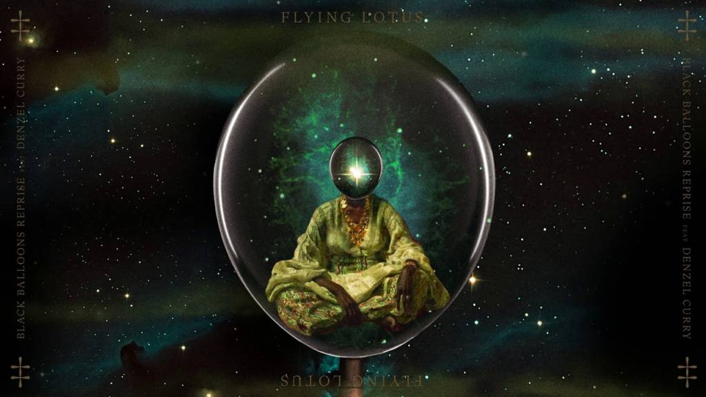 MP3: Flying Lotus feat. Denzel Curry - Black Balloons Reprise