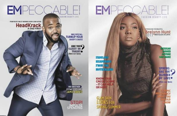 EMpeccable Magazine Talks w/Zonnique About Her Pretty Girl Hu$tle Empire & What It's Really Like Growing Up Hip-Hop (@EmpeccableMag @Zonnique)
