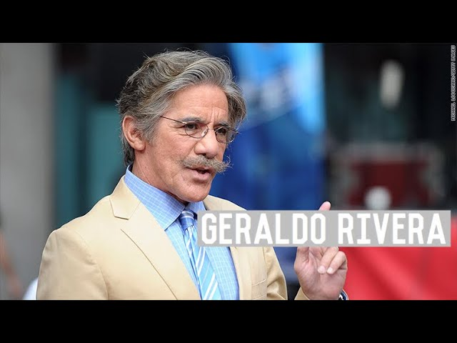 Geraldo Rivera Addresses Kendrick Lamar & Trayvon Martin Statements + Talks 'Ghetto Civil War' w/Sway In The Morning