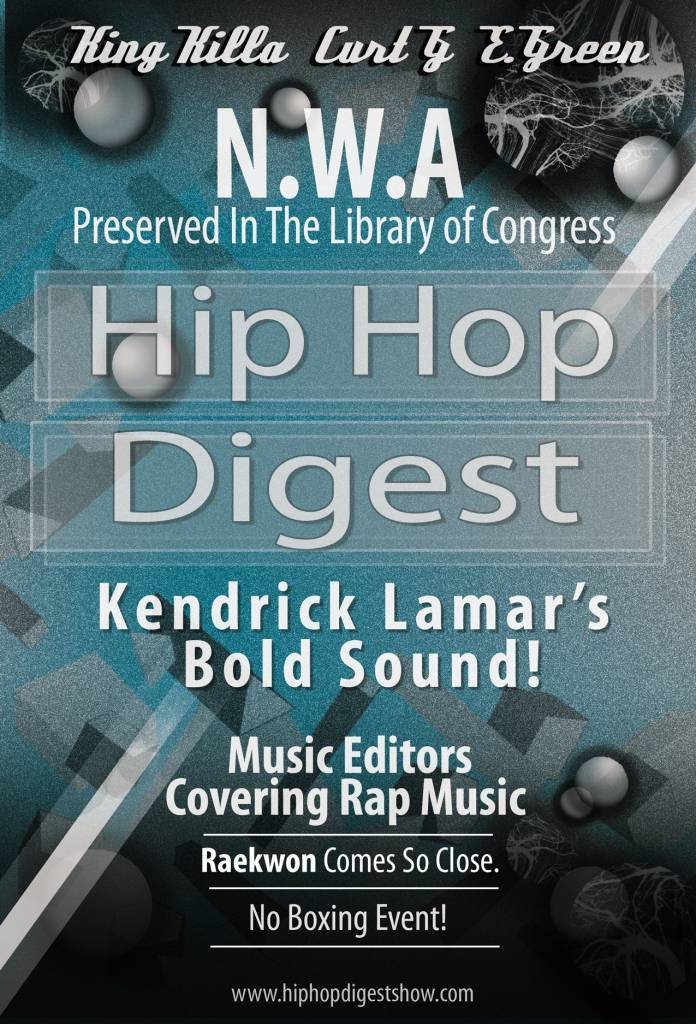 The @HipHopDigest Show Is Speaking On 'Bold New Music???'