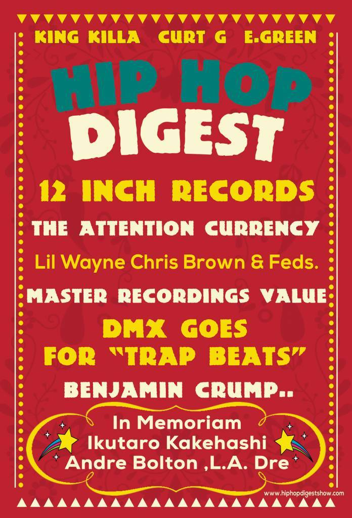 The @HipHopDigest Show - Episode 443