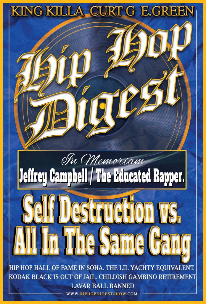 The @HipHopDigest Show Is 'The People's Show'