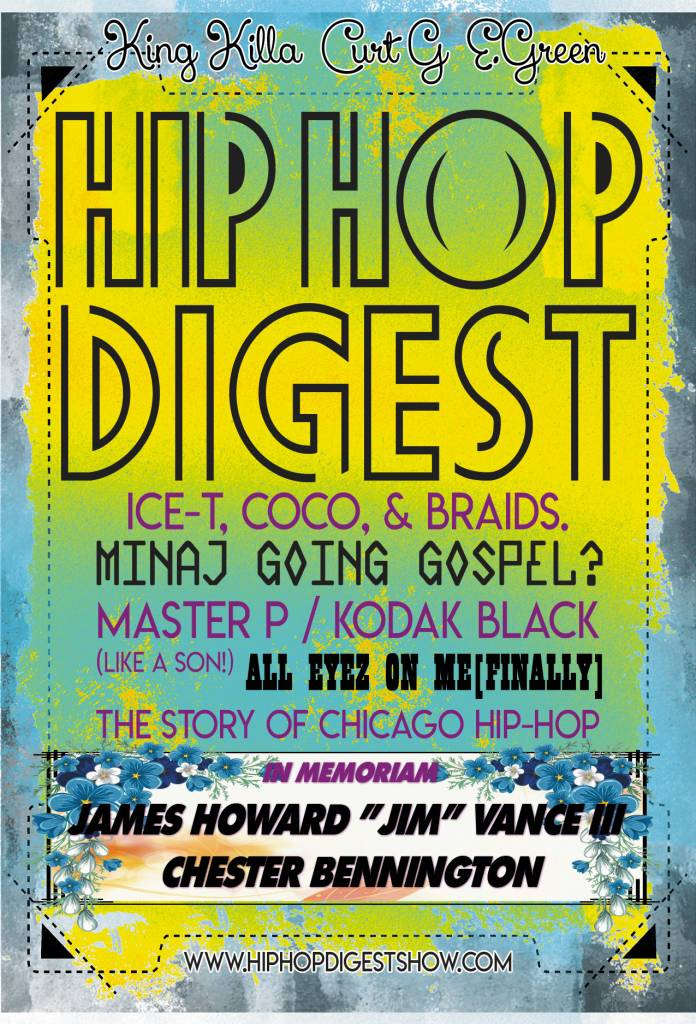 The @HipHopDigest Show Asks 'Who's Zoomin Who???'