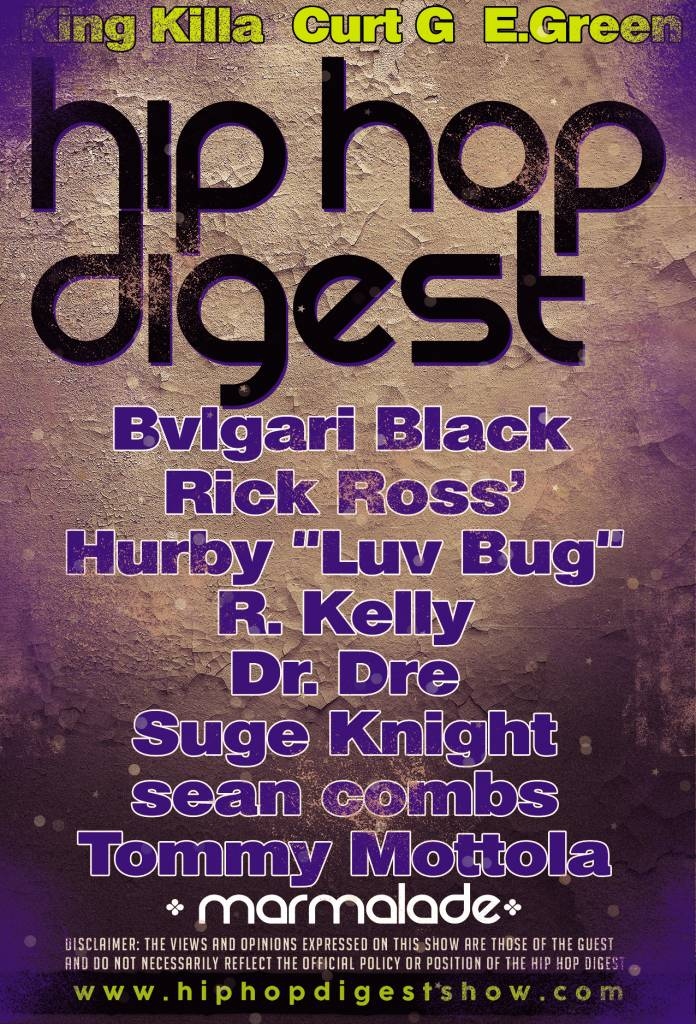 This Week's Episode Of The @HipHopDigest Show Focuses On 'One Man, One Hundred Dollars...'