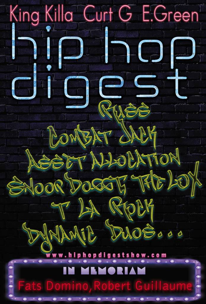 It's All About 'Asset Allocation' On This Week's Episode Of The @HipHopDigest Show