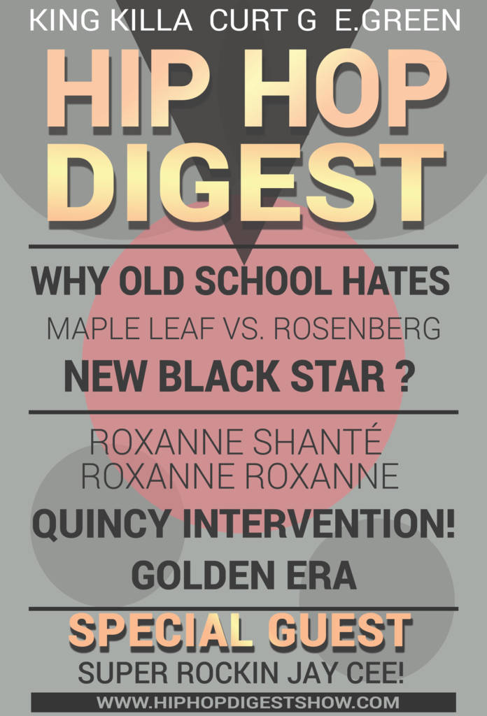 The @HipHopDigest Show Contribute To Correcting 'Da Golden Error'