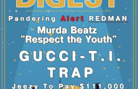 The Hip-Hop Digest Show - Red Panda??? He'll Be Dat (@HipHopDigest)