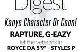 'What We Need Is Yeezus Peace' On The Hip-Hop Digest Show (@HipHopDigest)