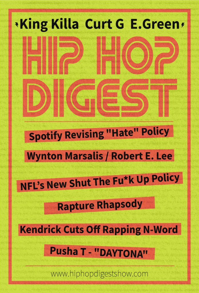 The Hip-Hop Digest Show Ask 'Do You Really Wanna Battle?' (@HipHopDigest)