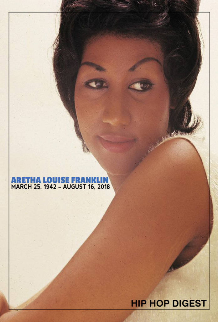 The Hip-Hop Digest Show Speaks On The 'Legendary' Queen Of Soul: Aretha Louise Franklin (@HipHopDigest)