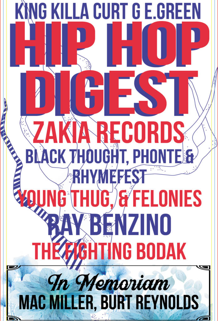 The Hip-Hop Digest Show Ask 'Where's The Beats?!' (@HipHopDigest)
