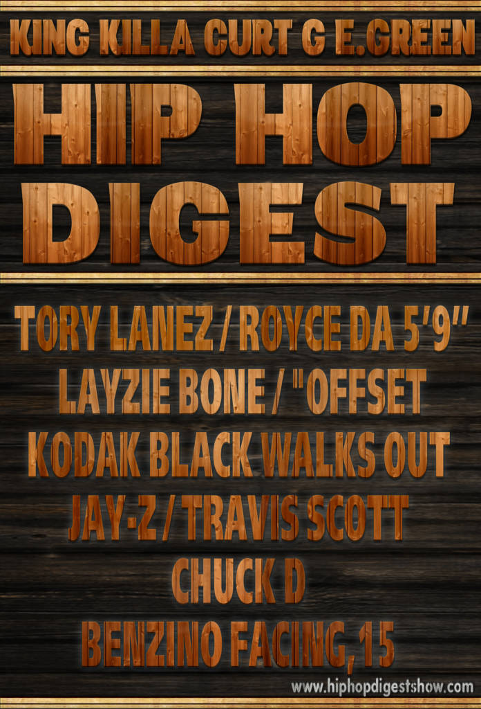 The Hip-Hop Digest Show - Sit Out or Sit In?