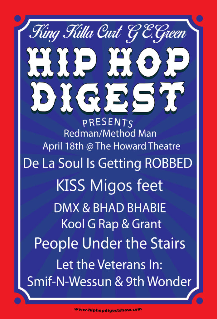 The Hip-Hop Digest Show - You Know The Rules…