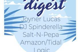 The Hip-Hop Digest Show - Go DJ, No, For Real…
