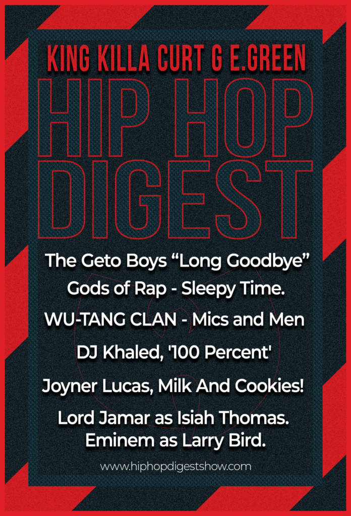The Hip-Hop Digest Show Ask 'Is Wu Tang's EP Something To Mess Wit??'