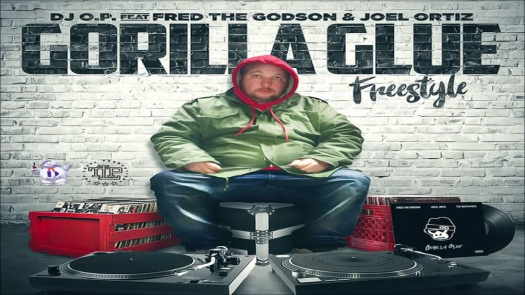 MP3: DJ OP feat. Fred The Godson & Joell Ortiz - Gorilla Glue