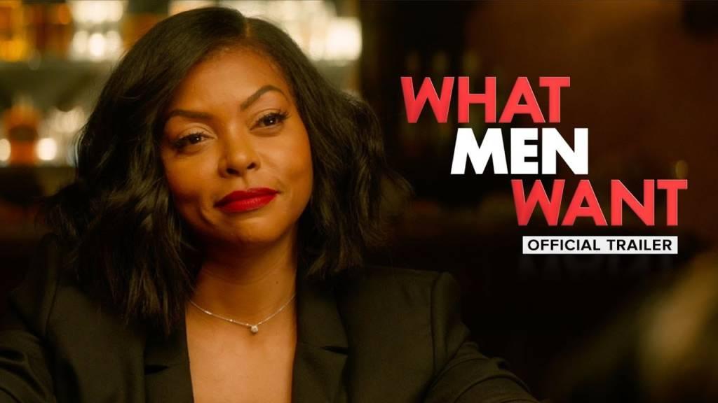 1st Trailer For 'What Men Want' Movie Starring Taraji P. Henson, Tracy Morgan, & Erykah Badu (#WhatMenWant)