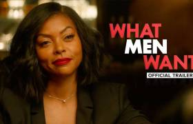 1st Trailer For 'What Men Want' Movie Starring Taraji P. Henson, Tracy Morgan, & Erykah Badu (#WhatMenWant)