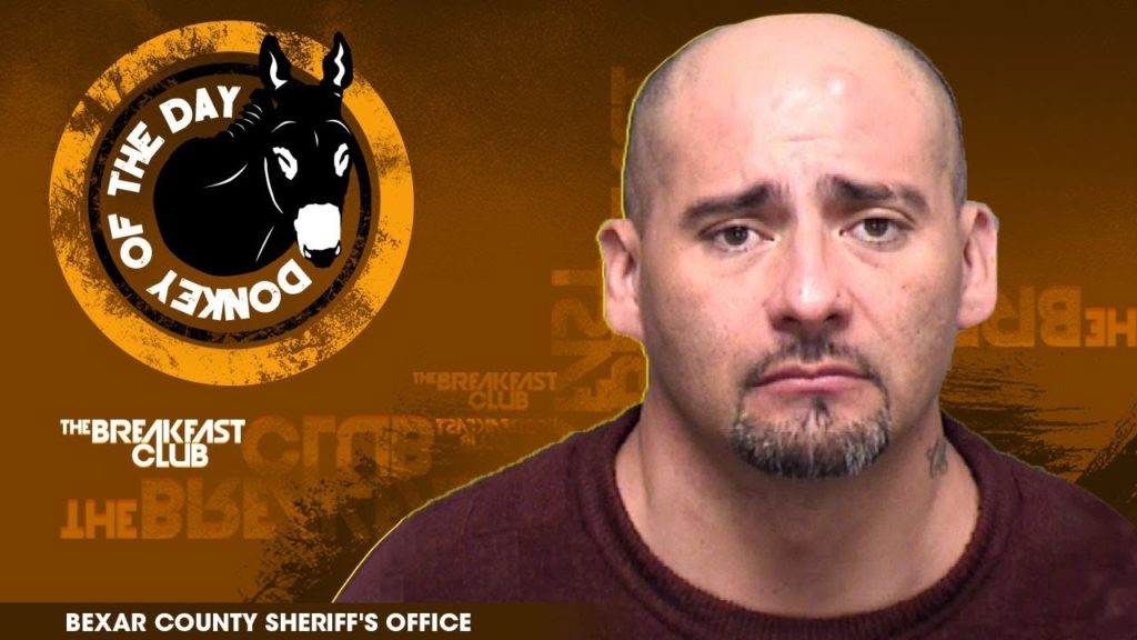 39-Year-Old Man James Garcia Awarded Donkey Of The Day For Killing Mothers Dog After -7605