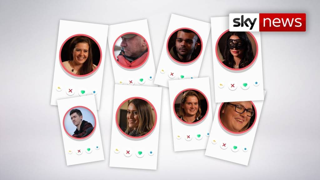 Hooked On Dating: How Britons Fells In Love With Dating Apps