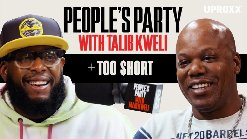 Too $hort On 'People's Party With Talib Kweli'