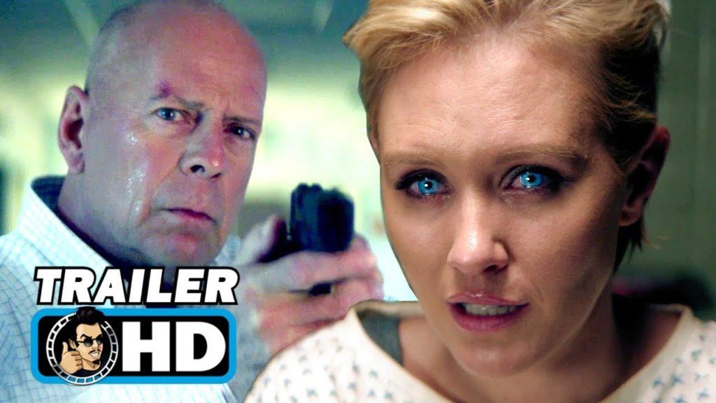 1st Trailer For 'Trauma Center' Movie Starring Bruce Willis
