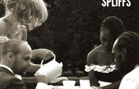 Tea & Spliffs album by 100dBs & Ryan-O'Neil