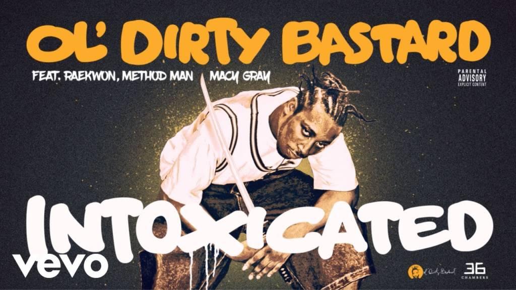 MP3: Ol' Dirty Bastard feat. Raekwon, Method Man, & Macy Gray - Intoxicated