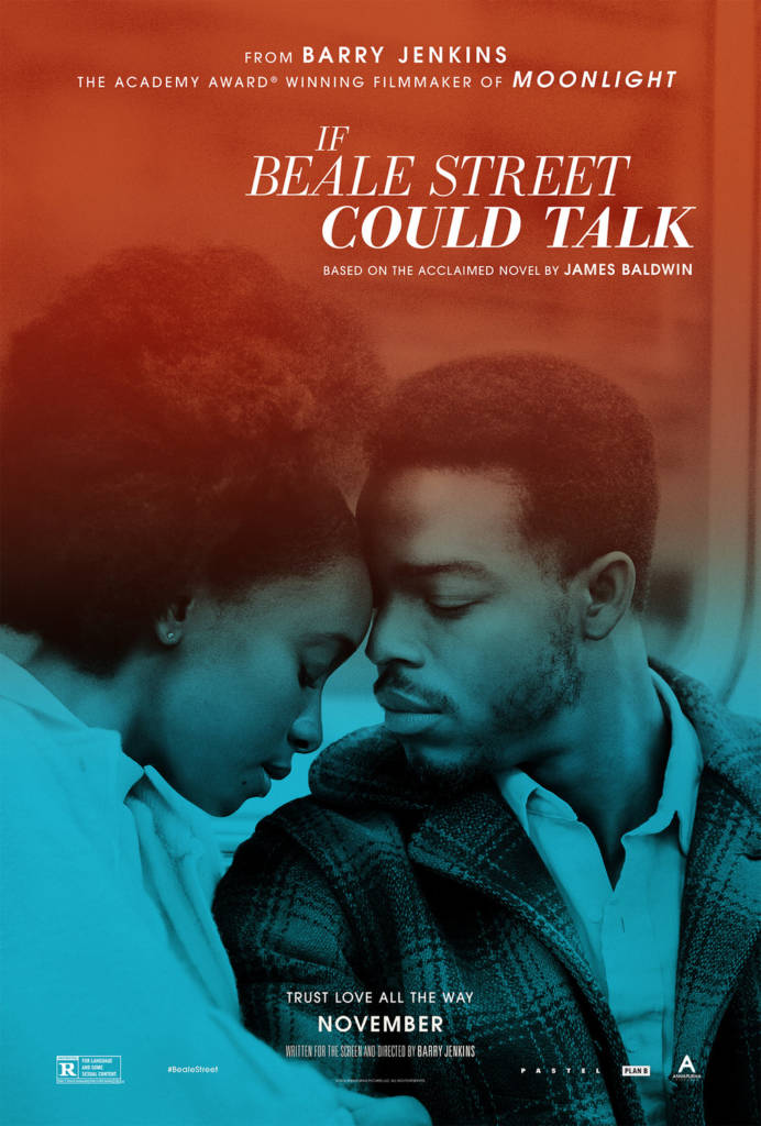 2nd Trailer For 'If Beale Street Could Talk' Movie (#BealeStreet)