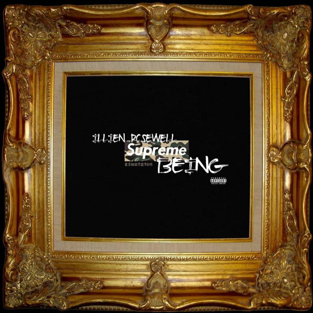 Stream @illien Rosewell x @LogicMarselis' 'Supreme Being' EP