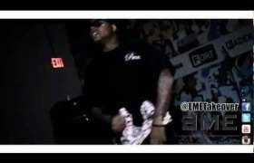 King Louie & Katie Got Bandz do The Fader + Converse Fort