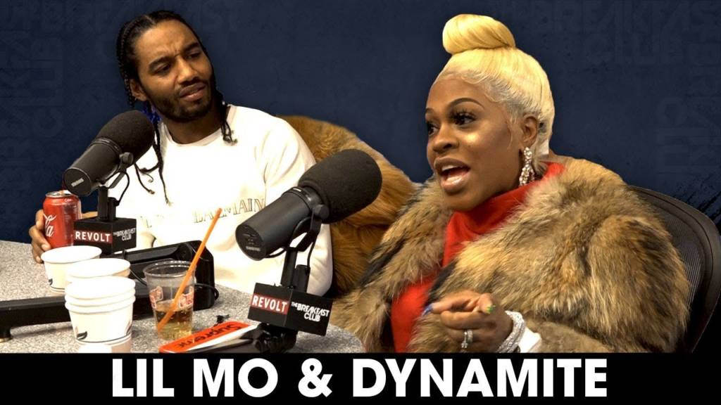 Lil Mo Dishes On Marriage Bootcamp, R. Kelly, Queen Naija, & More w/The Breakfast Club