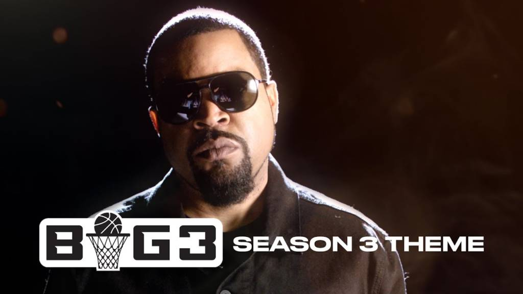 Watch The Video For Ice Cube's 'BIG3 Season 3' Theme Song Here...