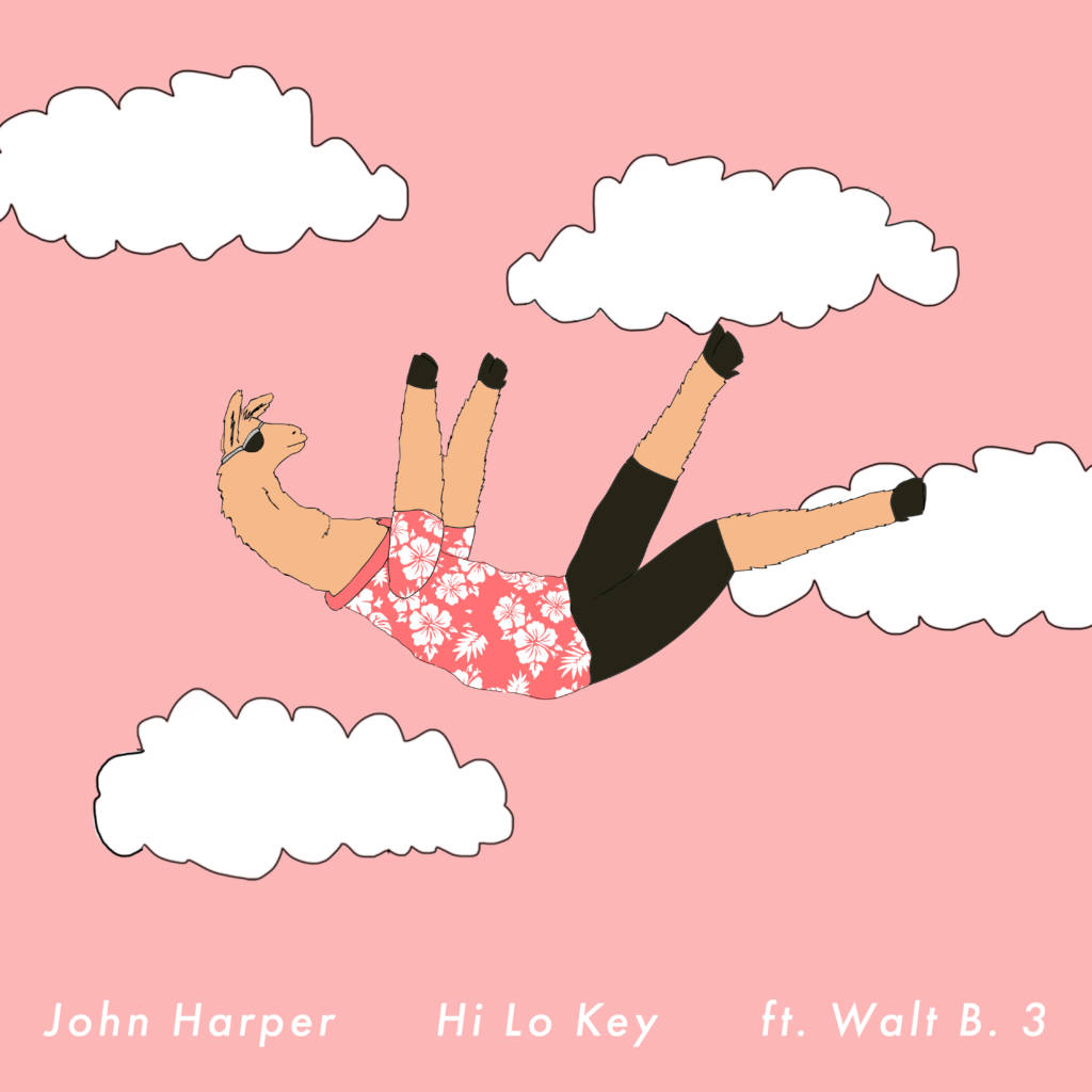 MP3: John Harper feat. Walt B. 3 - Hi Lo Key (@JohnAlexHarper)