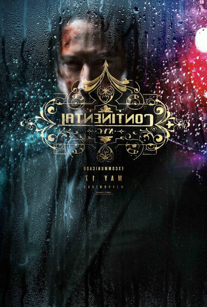 1st Trailer For 'John Wick: Chapter 3 - Parabellum' Movie Starring Keanu Reeves & Halle Berry