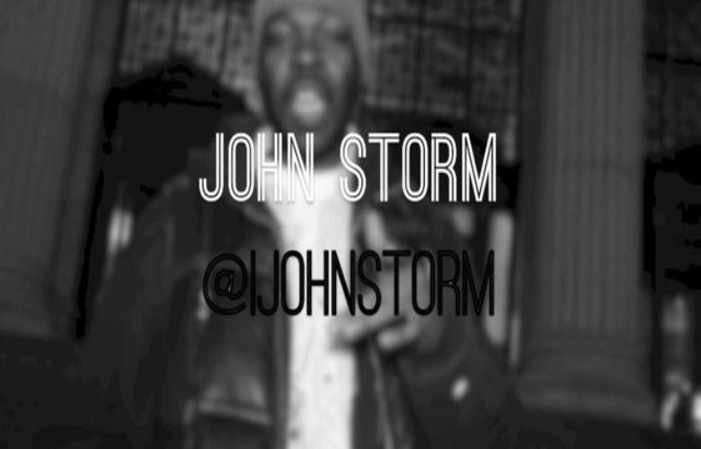 John Storm (@iJohnStorm) » #FlavaInYaEarFridays Freestyle [Dir. @PhotosByNae]