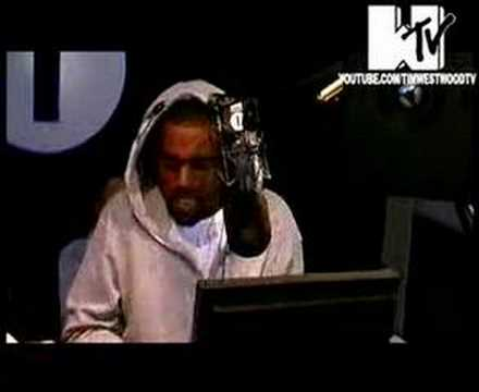 Kanye West Has 'How Sway?' Moment On The Tim Westwood Show