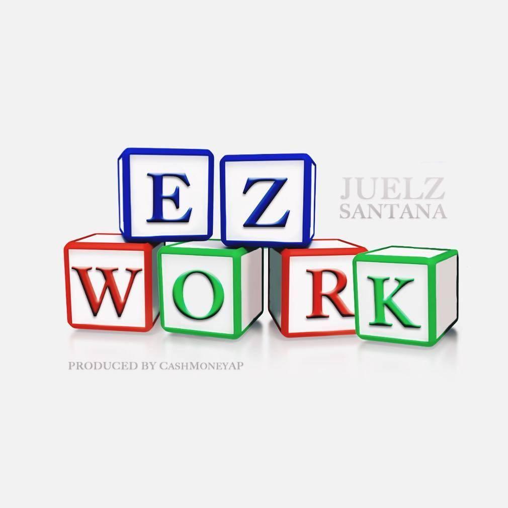 Juelz Santana Makes 'Ez Work' Of His New Single (@TheJuelzSantana @CashMoneyAP)