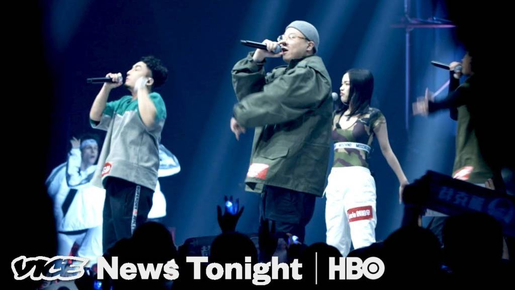 China's Hip-Hop Answer To 'American Idol' Is Huge... Even Though Rap Was Banned In China