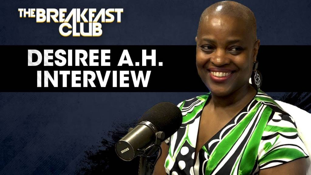 Desiree A.H. Walker On Young Women Facing Breast Cancer, How To Educate, & More w/The Breakfast Club (@MzDesNY)