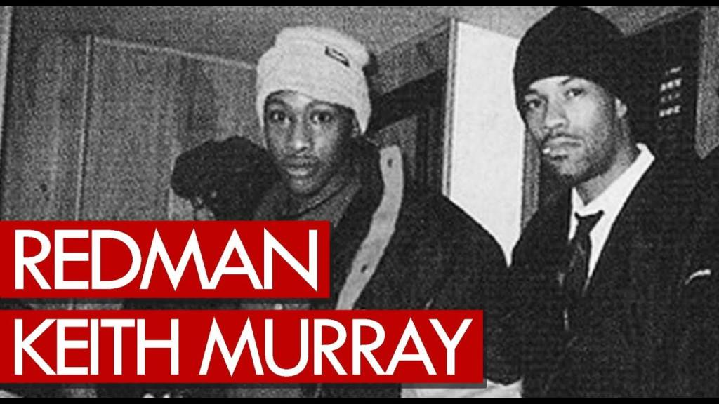 #MP3: Redman & Keith Murray - Tim Westwood Throwback Freestyle 1994