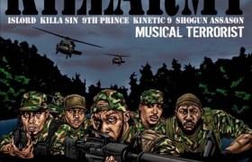 MP3: Killarmy - Musical Terrorist [Prod. RZA]