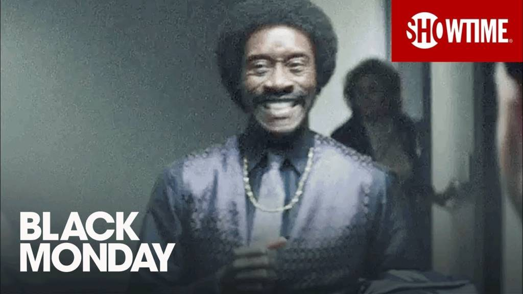 Teaser Trailer For Showtime Original Series 'Black Monday' Starring Don Cheadle & Regina Hall (#BlackMonday)