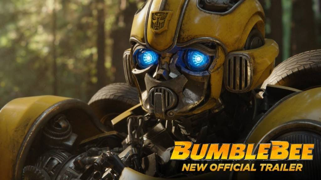 1st Trailer For 'Bumblebee' Movie (#BumblebeeMovie)