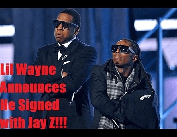 Video: #LilWayne Announces Recent Signing To #RocNation...Or Is It #Tidal???
